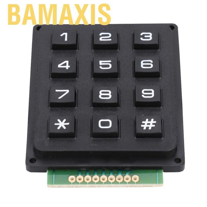 Dụng cụ vùng phím số 3 x 4 gồm 12 nút cho MCU MC