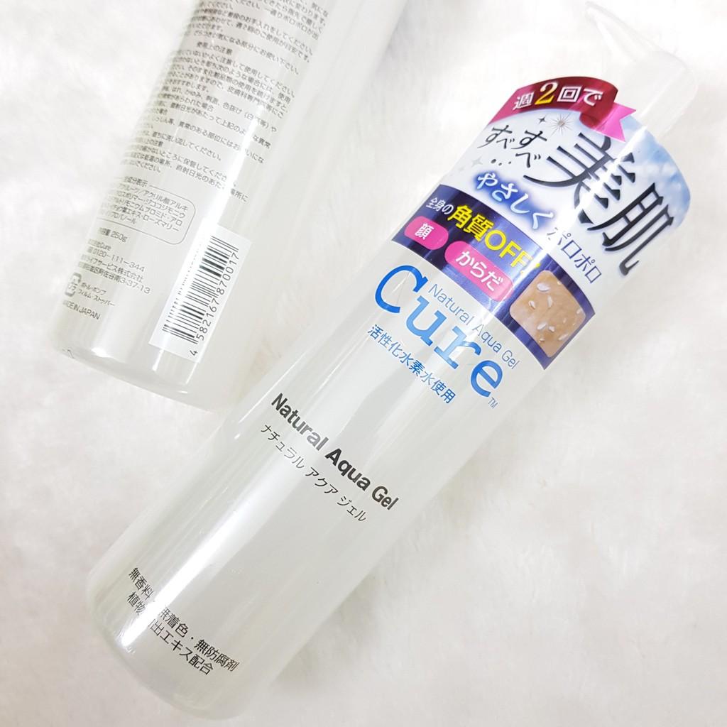Tẩy Tế Bào Chết Cure Natural Aqua Gel - 3210652 , 725533203 , 322_725533203 , 580000 , Tay-Te-Bao-Chet-Cure-Natural-Aqua-Gel-322_725533203 , shopee.vn , Tẩy Tế Bào Chết Cure Natural Aqua Gel