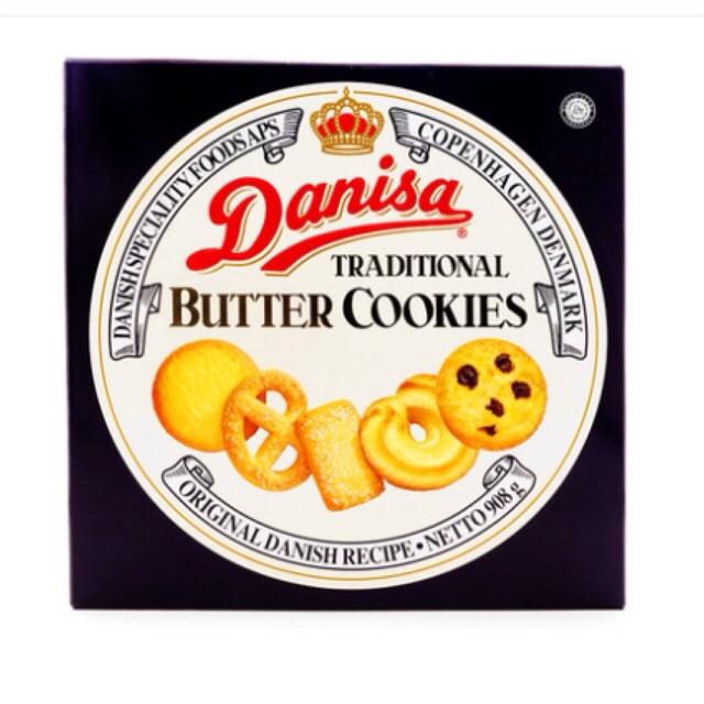 Bánh quy hỗn hợp Danisa