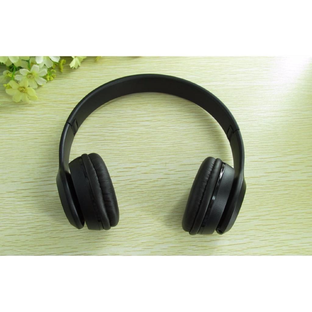 [FREE SHIP- BASS CHẤT] Tai Nghe Bluetooth P47- Hỗ Trợ Cắm Thẻ Nhớ Nghe Nhạc Chơi Game Trực Tiếp - Siêu Chất ( Cực Đẹp )