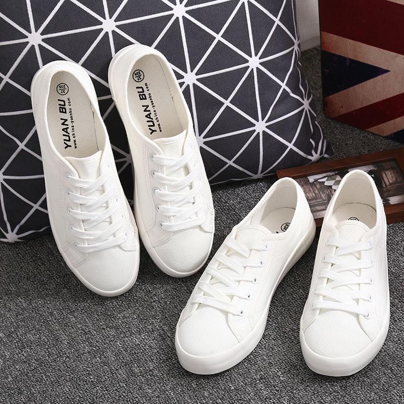 Giày Thể Thao Nữ Cao Cấp Đế Bệt Max Thoải Mái Sneaker Vải Buộc Dây Cá Tính Giá Rẻ Kiểu Hàn Quốc Trẻ Trung Dễ Thương