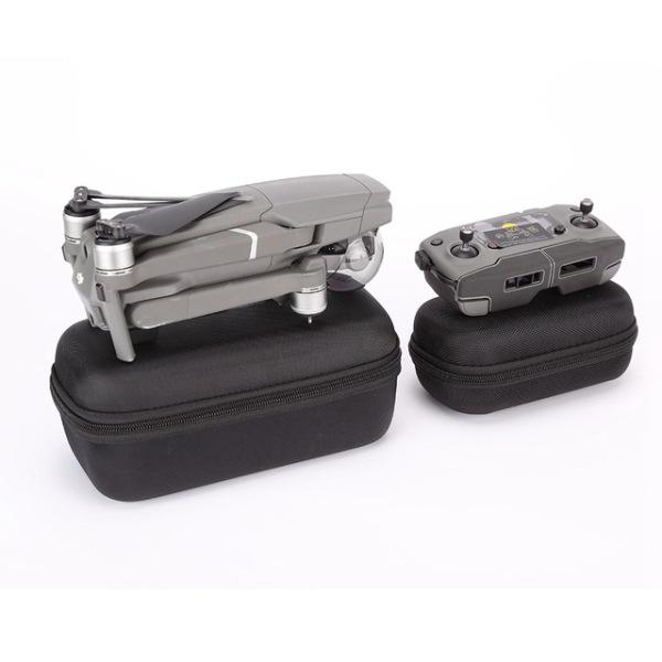 For DJI Mavic 2 Nylon Case Shoulder Bag Portable Storage Bag Carrying Bag for DJI Mavic 2 Drone Remote Controller