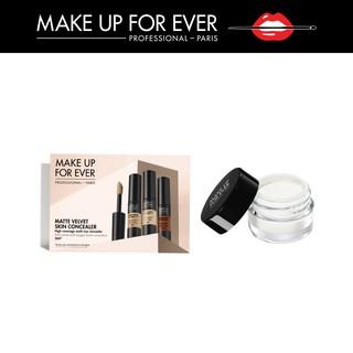 Make Up For Ever - Bộ Quà Tặng Mẫu Thử Matte Velvet Skin Concealer & Loose Powder Deluxe (Hàng tặng không bán) thumbnail