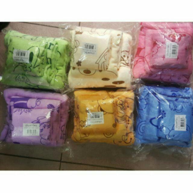 Sét 3 khăn tắm mặt gội 1m kiba thái lan - 3402210 , 621858069 , 322_621858069 , 45000 , Set-3-khan-tam-mat-goi-1m-kiba-thai-lan-322_621858069 , shopee.vn , Sét 3 khăn tắm mặt gội 1m kiba thái lan