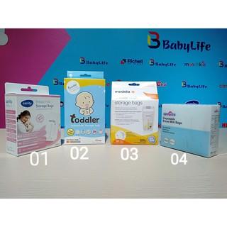 Túi trữ sữa Spectra, medela, Toddler, sanity