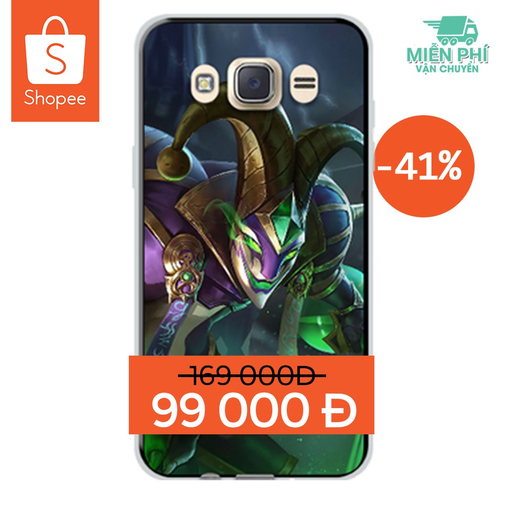 Ốp Lưng Mganga Liên Quân Mobile in 3D cho điện thoại iPhone/ Samsung /HTC /Sony /Xiaom i/Oppo /Vivo/
