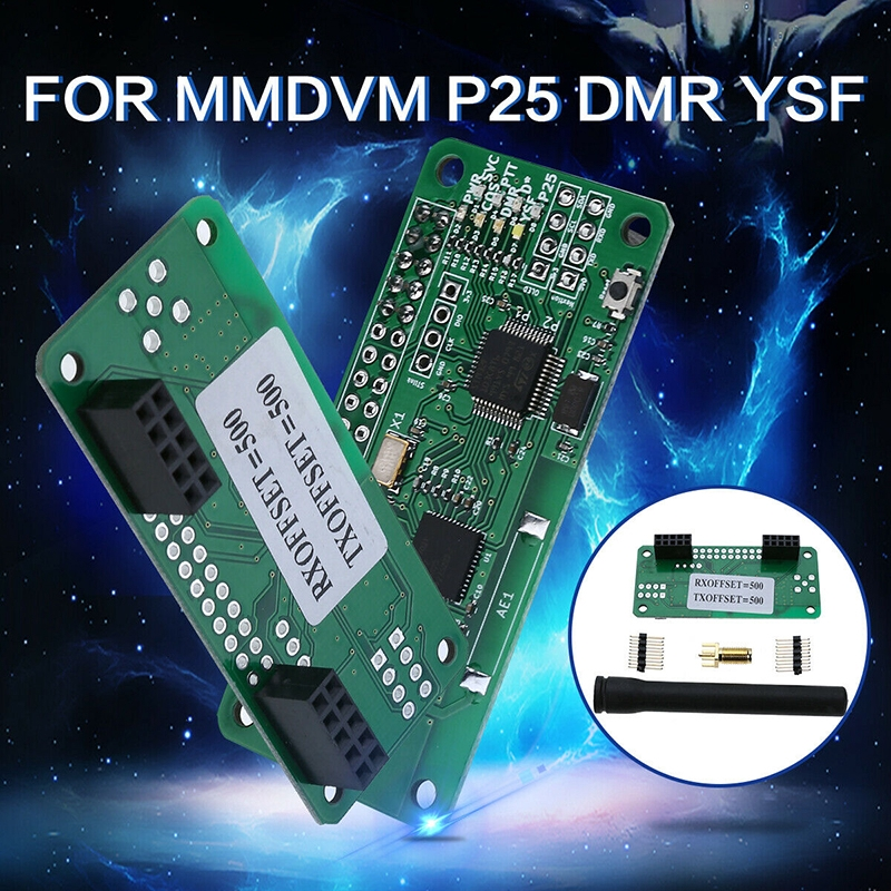 Parts P-25 Replacement Accessories Support P25 DMR YSF Pack Kit Pi