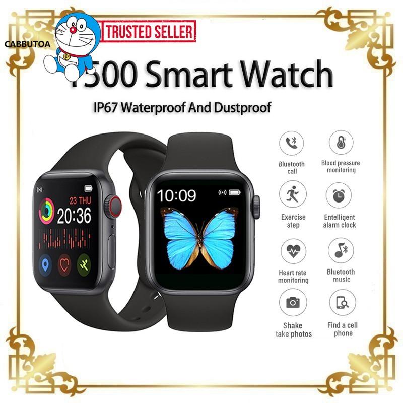 Đồng Hồ Thông Minh T500 Kết Nối Bluetooth Theo Dõi Sức Khỏe