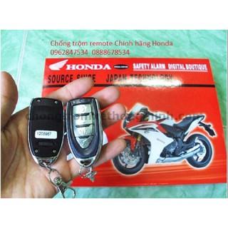 Yêu ThíchChống trộm Remote Honda - Vindecal BD