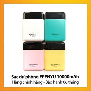 Sạc dự phòng EPENYU 10.000mAh - Hàng chính hãng - Bảo hành 6 tháng thumbnail