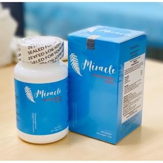 [Nhà thuốc HD] MIRACLE - Uống trắng da bật tone từ USA (Giấy tờ, tem đầy đủ) thumbnail