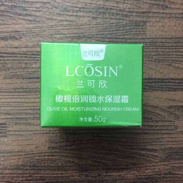Kem dưỡng oliu Lcosin