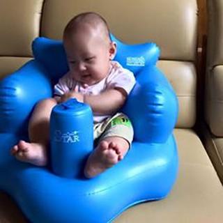 [Free ship 99k giao tại HN + HCM]Ghế hơi tập ngồi cho bé