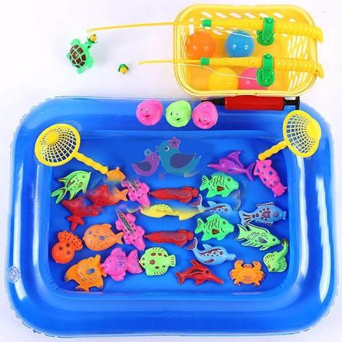 Bộ đồ chơi câu cá có 40 chi tiết cho bé - 2942441 , 236861310 , 322_236861310 , 109000 , Bo-do-choi-cau-ca-co-40-chi-tiet-cho-be-322_236861310 , shopee.vn , Bộ đồ chơi câu cá có 40 chi tiết cho bé