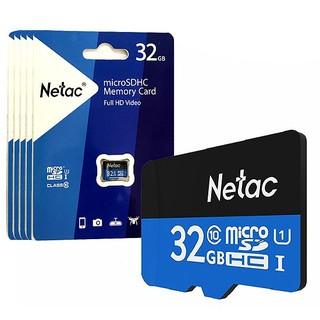 Thẻ nhớ Netac 32G chính hãng