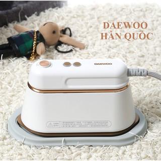 Bàn ủi hơi nước mini cầm tay ủi đứng Hàn Quốc Daewoo HI-029 – Hàng chính hãng 100%, bàn là đứng