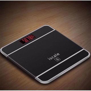 [Giá Sốc] Cân điện tử ISCALE cân sức khỏe gia đình tải trọng max 180kg – OSGD2