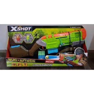 Mô hình sưu tầm Siêu xạ thủ diệt bọ X-shot (2 bọ)