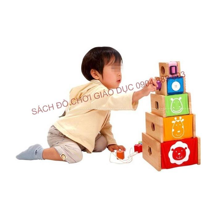 Bộ 5 Hộp rèn các kỹ năng cơ bản cho bé: Xếp chồng, lồng hộp, thả hình, xâu hạt, buộc dây, luyện tay - 2603595 , 968448520 , 322_968448520 , 450000 , Bo-5-Hop-ren-cac-ky-nang-co-ban-cho-be-Xep-chong-long-hop-tha-hinh-xau-hat-buoc-day-luyen-tay-322_968448520 , shopee.vn , Bộ 5 Hộp rèn các kỹ năng cơ bản cho bé: Xếp chồng, lồng hộp, thả hình, xâu hạt, b