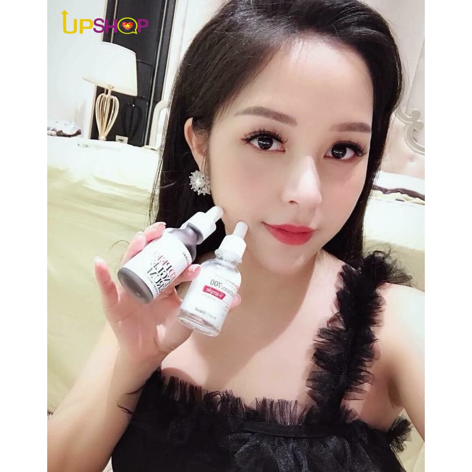Tẩy da chết Red Peel Tingle Serum