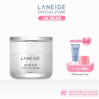 """[Mã FMCGMALL -8% ĐH250k]Kem hiệu chỉnh nâng tông làm trắng da Laneige White Dew Tone-Up Cream 50Ml giá chỉ còn <strong class=""""price"""">79.900.000.000đ</strong>"""