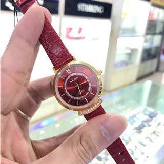 Đồng hồ nữ Neos 40743ALĐ dây da full hộp thẻ chính hãng, kính sapphire chống xước ch thumbnail