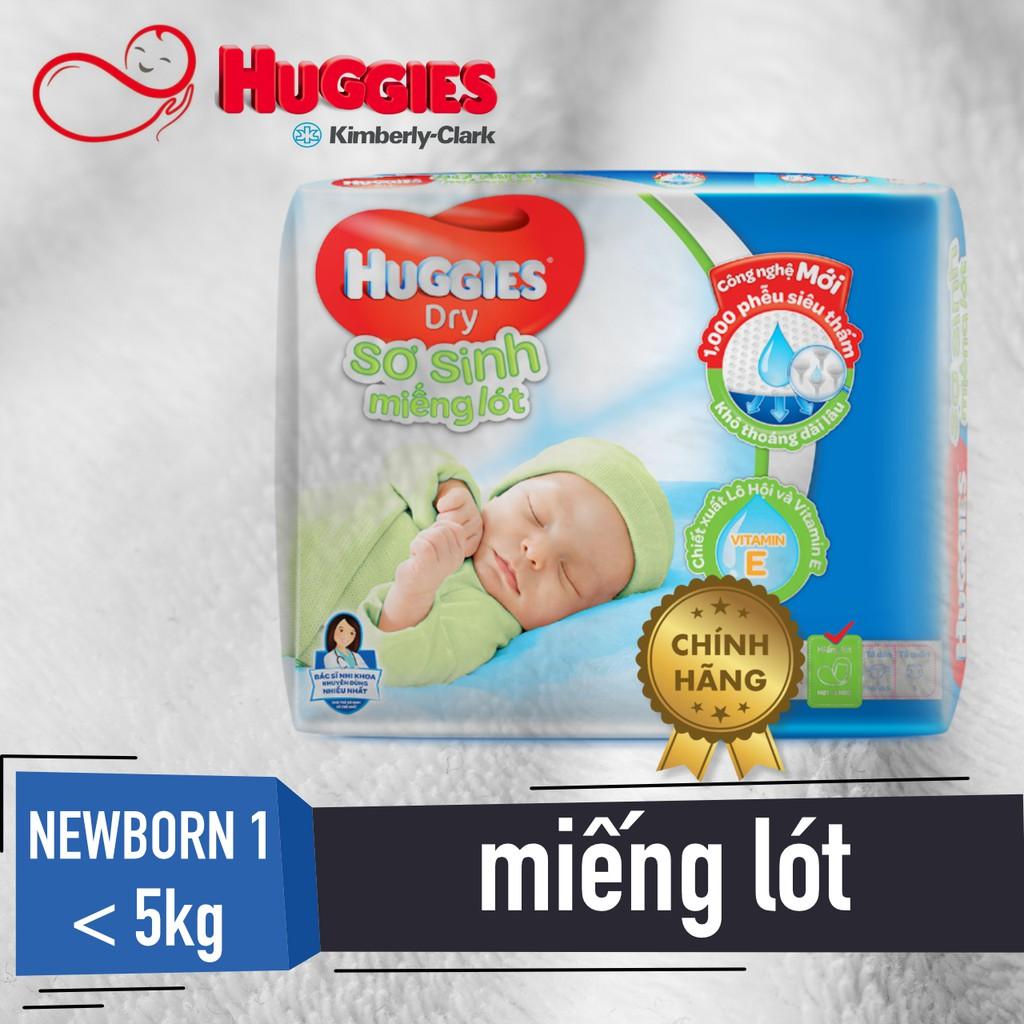 MIẾNG LÓT SƠ SINH Huggies Newborn 1 (NB1 56, NB1 100)