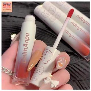 Son bóng Daimanpu dưỡng ẩm mềm mịn môi GL – Cosmetic