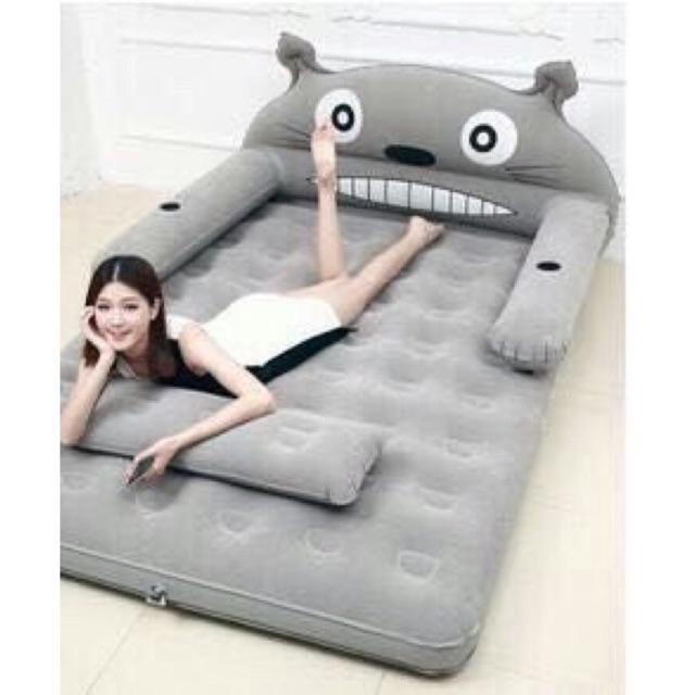 Giường hơi hình thú kèm bơm