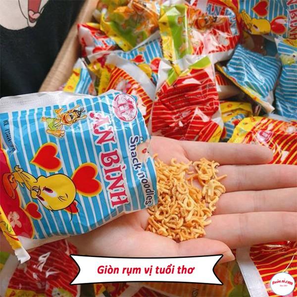Combo 50 Gói Mì Tôm Trẻ Em An Bình - 00003
