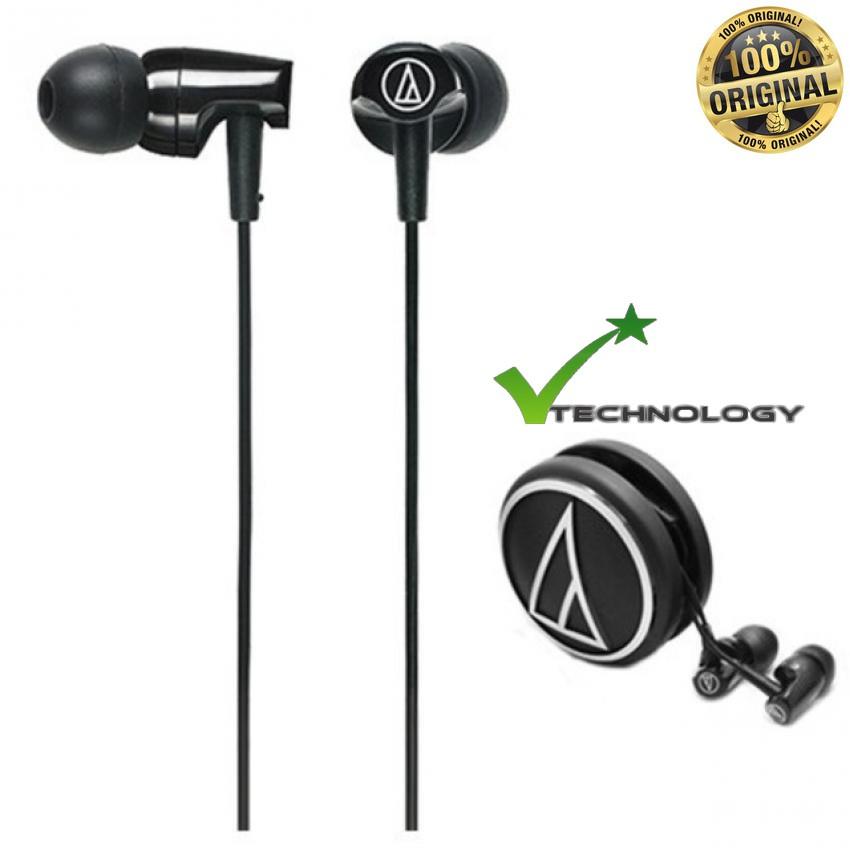 [CHÍNH HÃNG] Tai nghe nhét tai Audio Technica ATH-CLR100 - Bảo hành 12 tháng