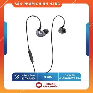 Tai Nghe Bluetooth Thể Thao SOUL SS19 Tích Hợp Mic & Chống Thấm IPX3 - Hàng Chính Hãng