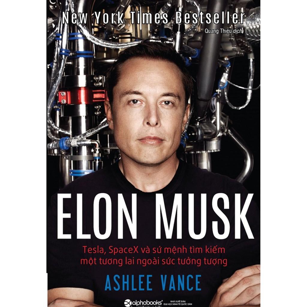 Elon Musk - Ashlee Vance - 2778701 , 69319169 , 322_69319169 , 199000 , Elon-Musk-Ashlee-Vance-322_69319169 , shopee.vn , Elon Musk - Ashlee Vance