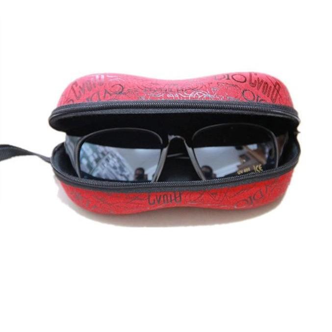 Hộp kính hình củ đậu - DRGD006