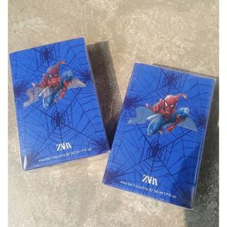 🕸🕸🕸Nước hoa zara cho bé phiên bản anh hùng SPIDERMAN huyền thoại (HÀNG CHÂU ÂU)🕸🕸🕸