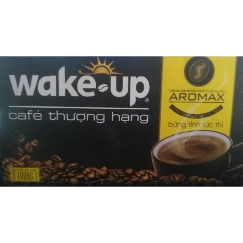 Cà phê sữa Wake up thượng hạng, hộp 10 gói *24g - 3152079 , 789078390 , 322_789078390 , 35000 , Ca-phe-sua-Wake-up-thuong-hang-hop-10-goi-24g-322_789078390 , shopee.vn , Cà phê sữa Wake up thượng hạng, hộp 10 gói *24g
