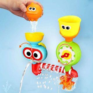 Bộ đồ chơi nhà tắm Bathfun (phun nước)