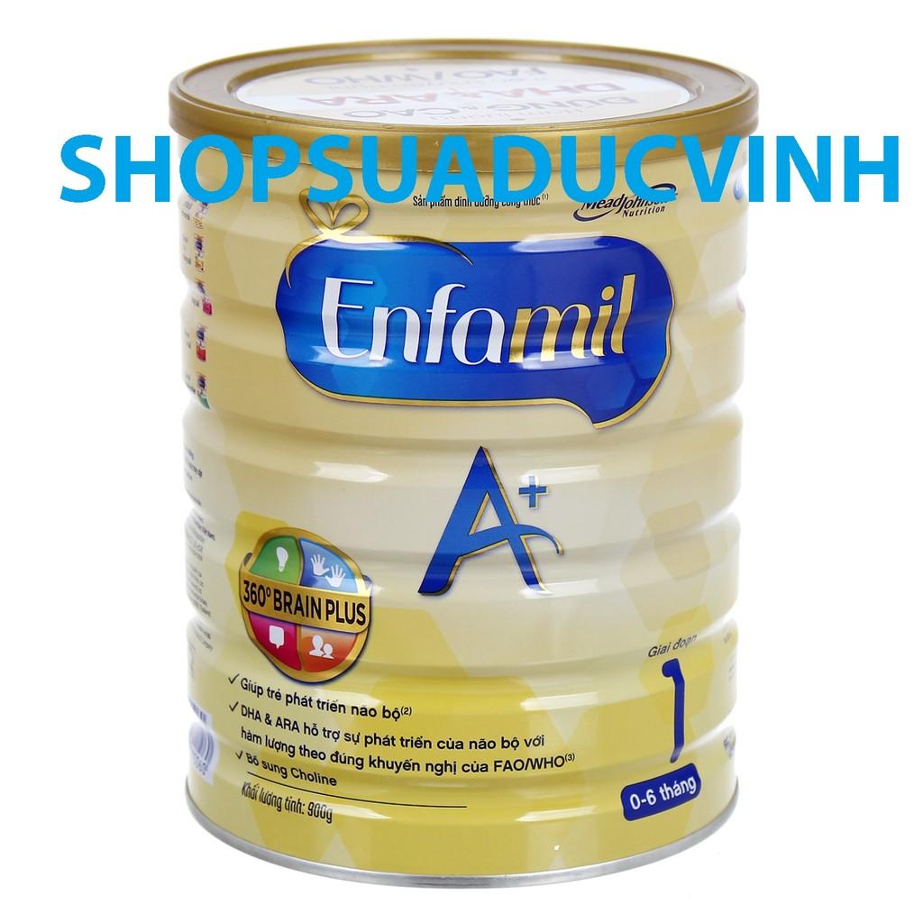 Sữa bột Enfa Enfamil A+ 1 360° Brain Plus PDX& GOS 900g (0-6 tháng) date 03,04/19 - 2559082 , 38389186 , 322_38389186 , 519000 , Sua-bot-Enfa-Enfamil-A-1-360-Brain-Plus-PDX-GOS-900g-0-6-thang-date-0304-19-322_38389186 , shopee.vn , Sữa bột Enfa Enfamil A+ 1 360° Brain Plus PDX& GOS 900g (0-6 tháng) date 03,04/19
