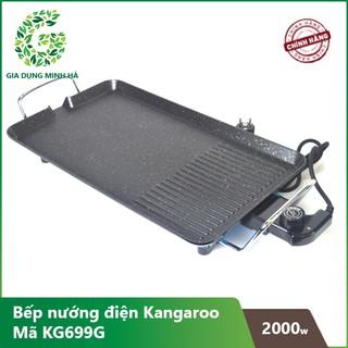 Bếp nướng điện Kangaroo KG699 KG699G bảo hành chính hãng 12 tháng thumbnail