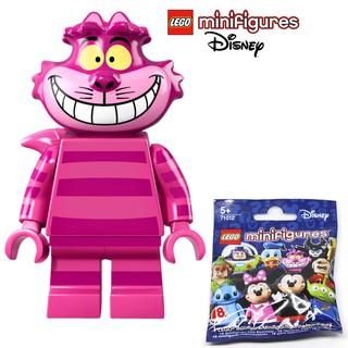 LEGO Minifigures Mèo Hồng Cheshire Xứ Sở Thần Tiên 71012 Disney Series Chính Hãng Đan Mạch