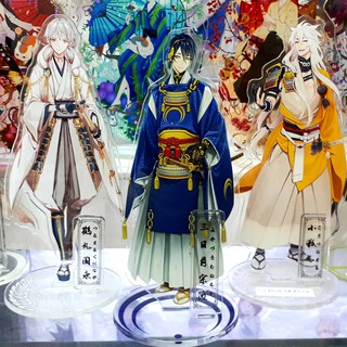 Mô Hình Standee acrylic anime hình Touken Ranbu
