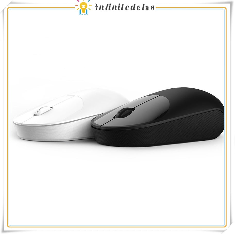 INFINITE Original Xiaomi Mi 2.4GHz Wireless Mouse Ergonomic Optical Mouse With USB Receiver For PC Giá chỉ 277.851₫