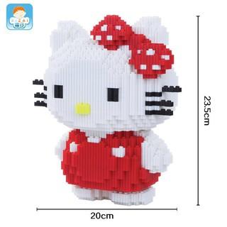 Lego nano XIZAI-8022 4600miếng ghép NLG0031-22