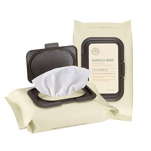 Khăn giấy tẩy trang bổ sung ẩm MANGO SEED CLEANSING WIPES - 3340263 , 408158673 , 322_408158673 , 269000 , Khan-giay-tay-trang-bo-sung-am-MANGO-SEED-CLEANSING-WIPES-322_408158673 , shopee.vn , Khăn giấy tẩy trang bổ sung ẩm MANGO SEED CLEANSING WIPES