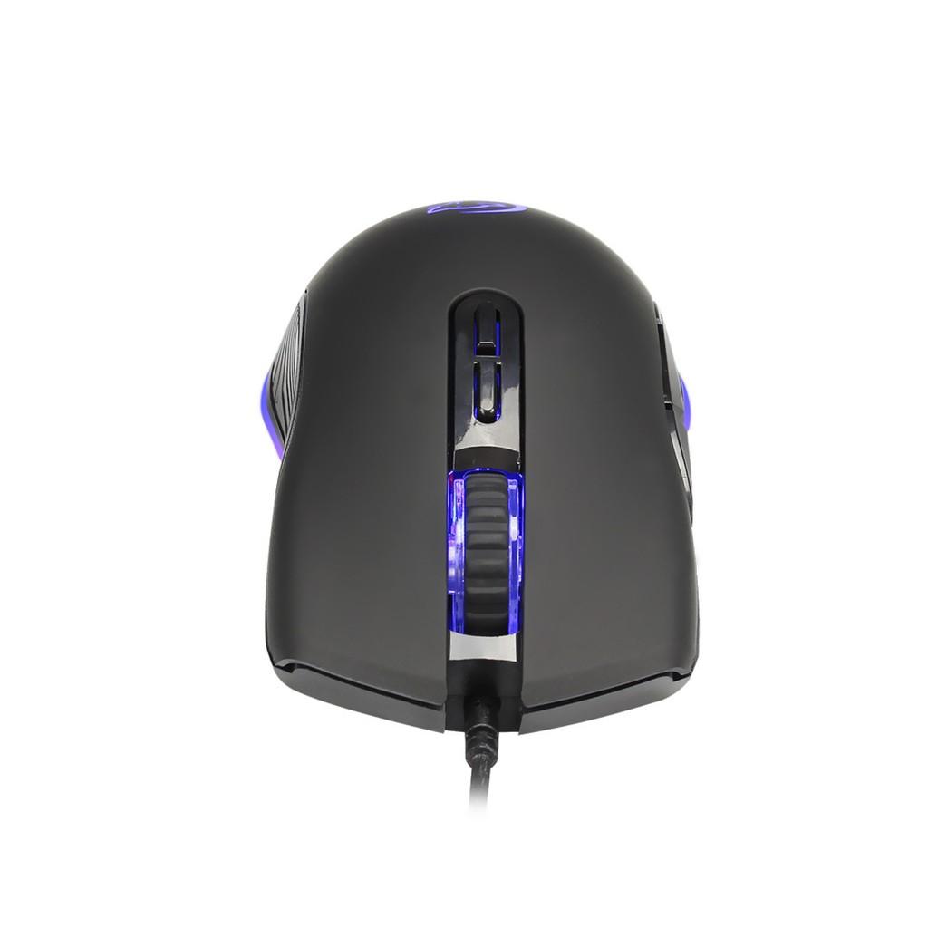 Chuột Gaming Hel + Ywyt G830 4 Màu 3200dpi