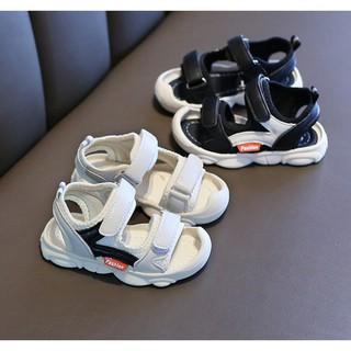 Dép sandal trẻ em đế gấu form mới 2020