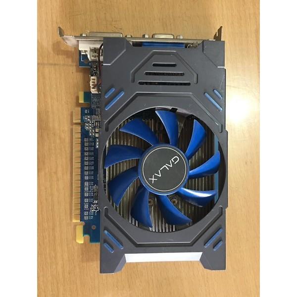 Cạc màn hình Galax GT 730 2GB DDR5 Giá chỉ 300.000₫
