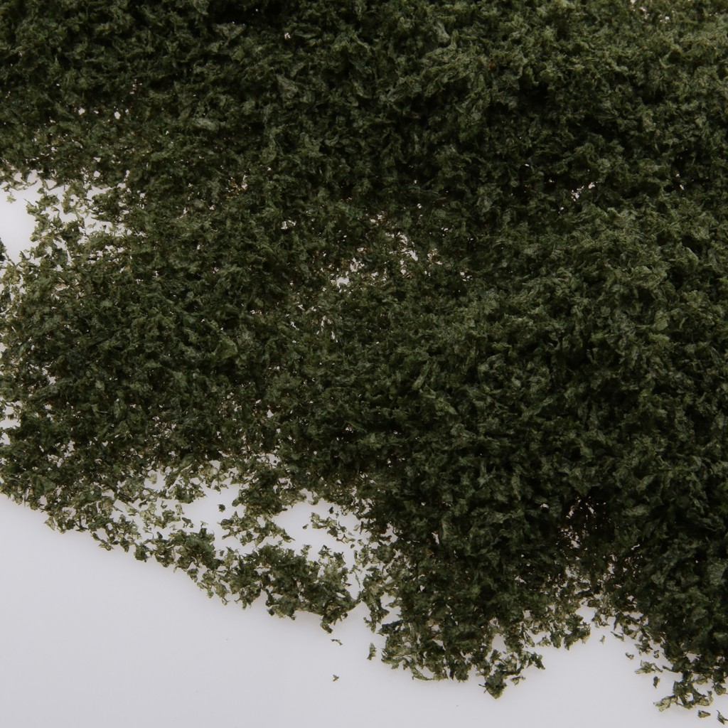 Building Mini Tree Model Leaves Foliage Model Landscape DIY - Greyish-green