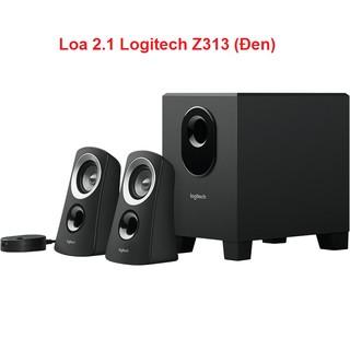 Loa 2.1 Logitech Z313 (Đen)