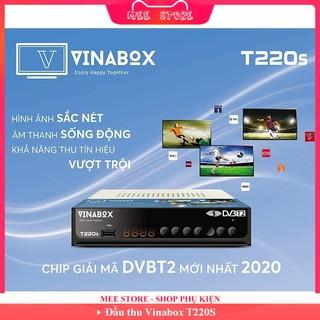 Đầu thu kỹ thuật số Vinabox T220s - Phụ kiện thiết bị điện tử thumbnail